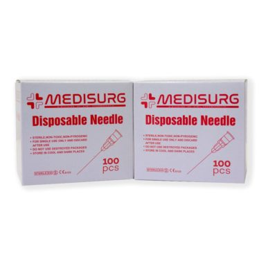Disposable Needles