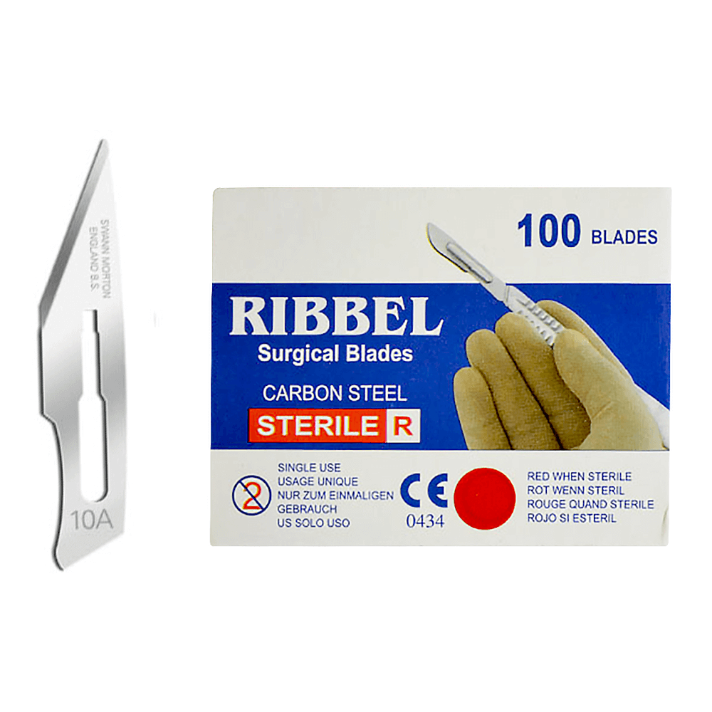 Surgical Blades (Carbon steel)