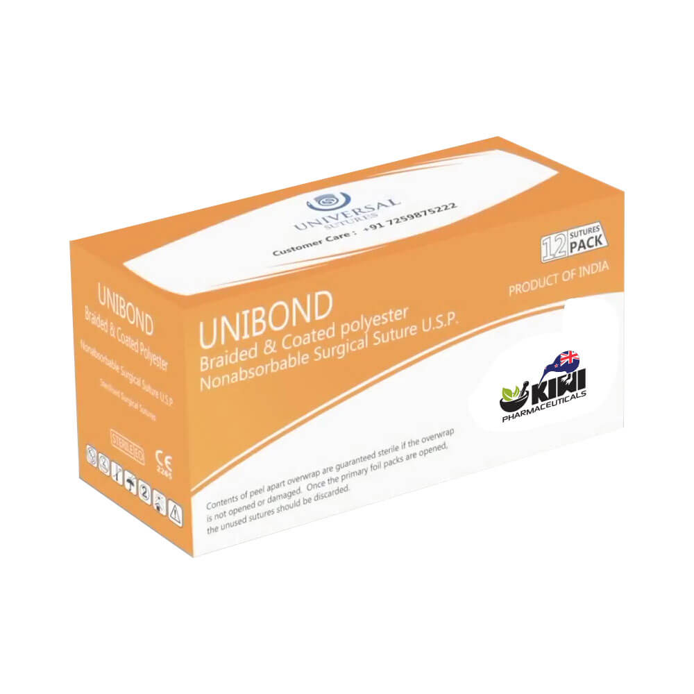 UNIBOND Braided Polyester Suture