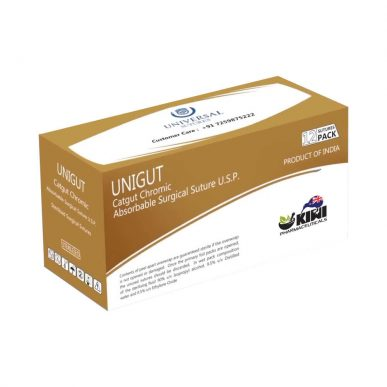 UNIGUT Chromic Catgut Suture