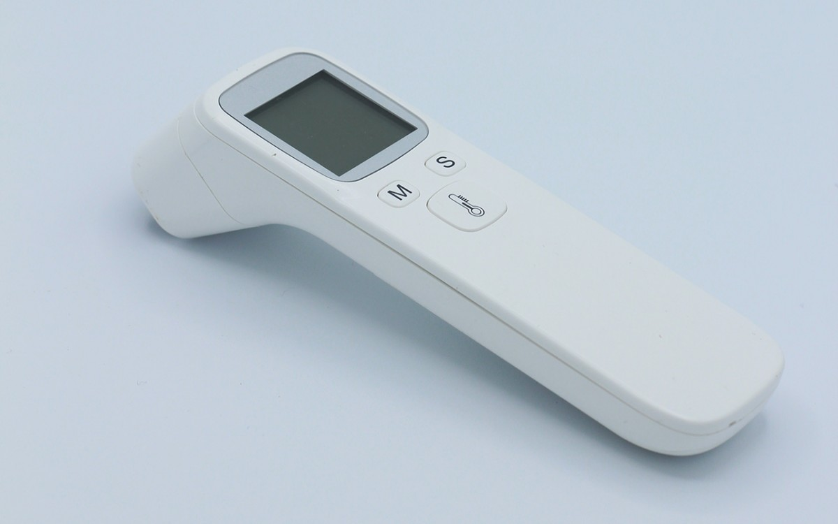 Surgical Supplies IMG_1520 Sleek Infrared Thermometer