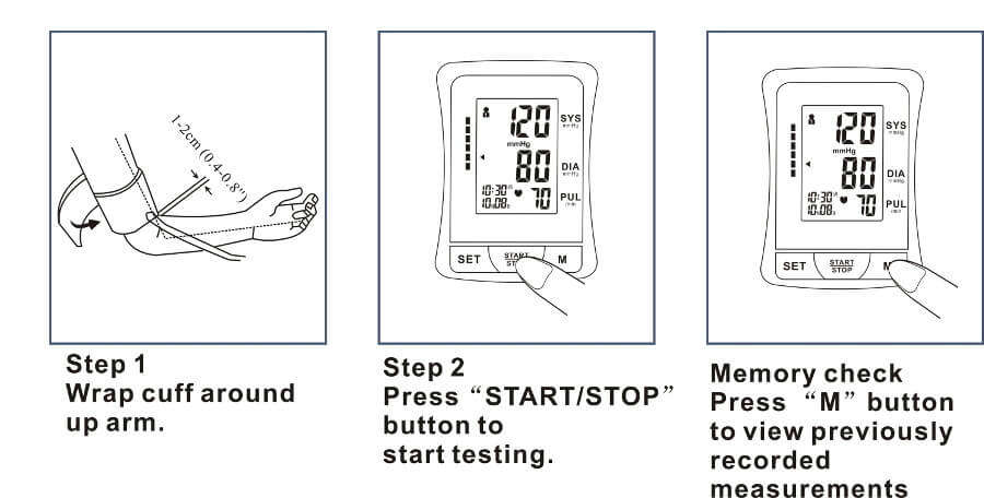 blood-pressure-monitor-arm-type-instructions
