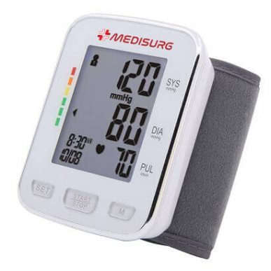 Blood Pressure Monitor – Wrist Type