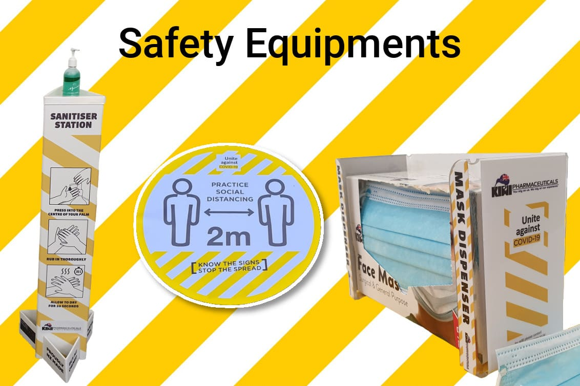 COVID-19 Safety Equipments