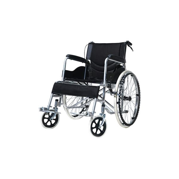 flodable wheelchair cross
