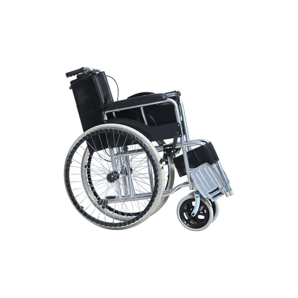 flodable wheelchair right side