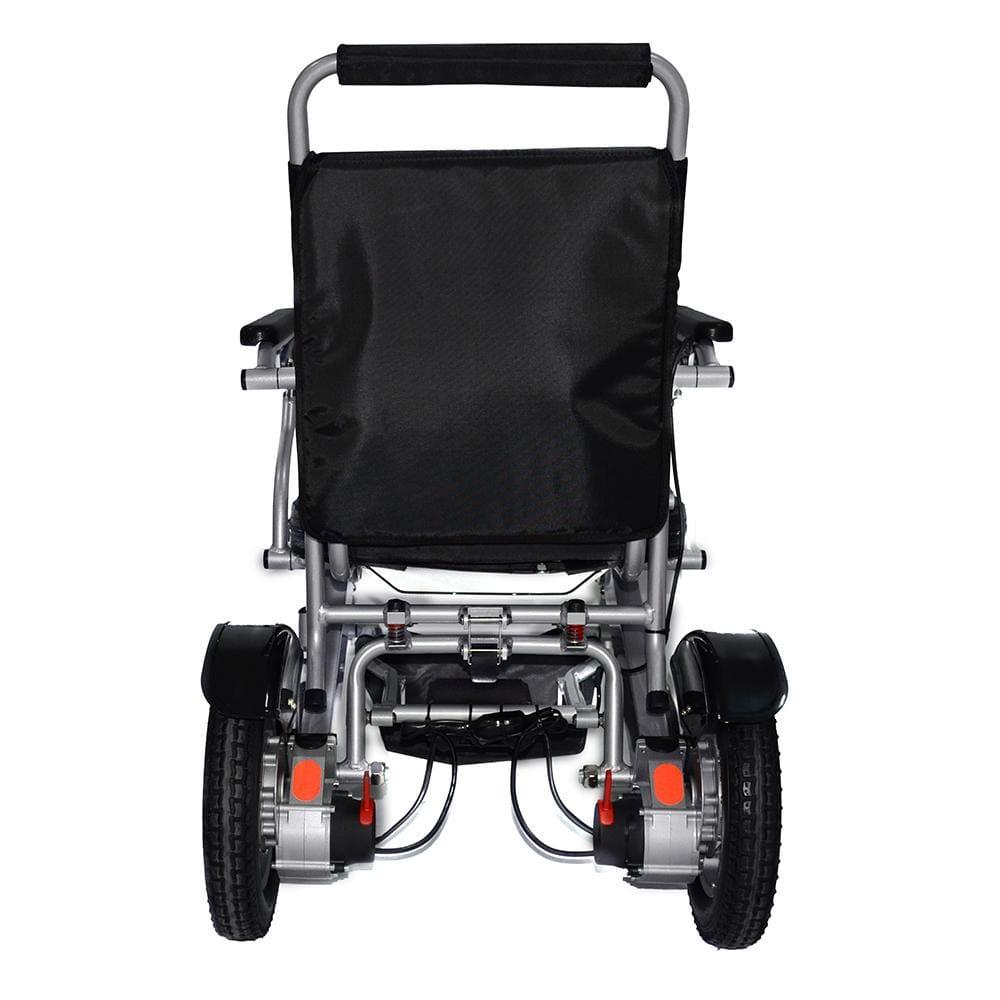 powered wheel chair back