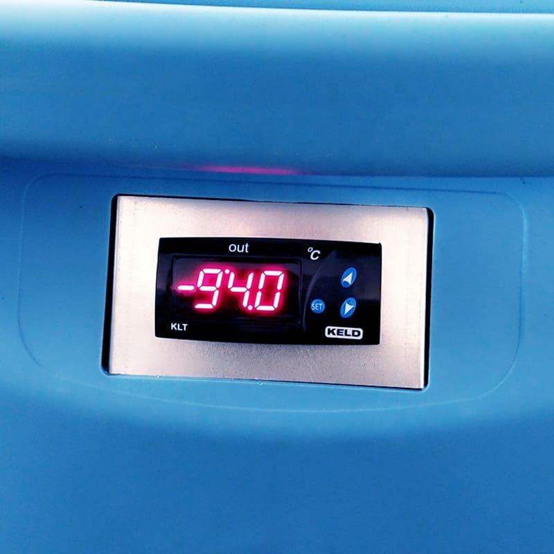 Mobile Vaccine Refrigerator 25 Litre: Digital Display