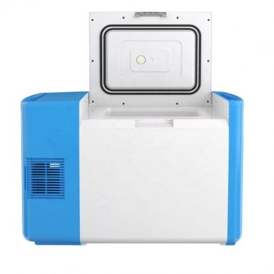Mobile Vaccine Refrigerator 25 Litre: Open Door