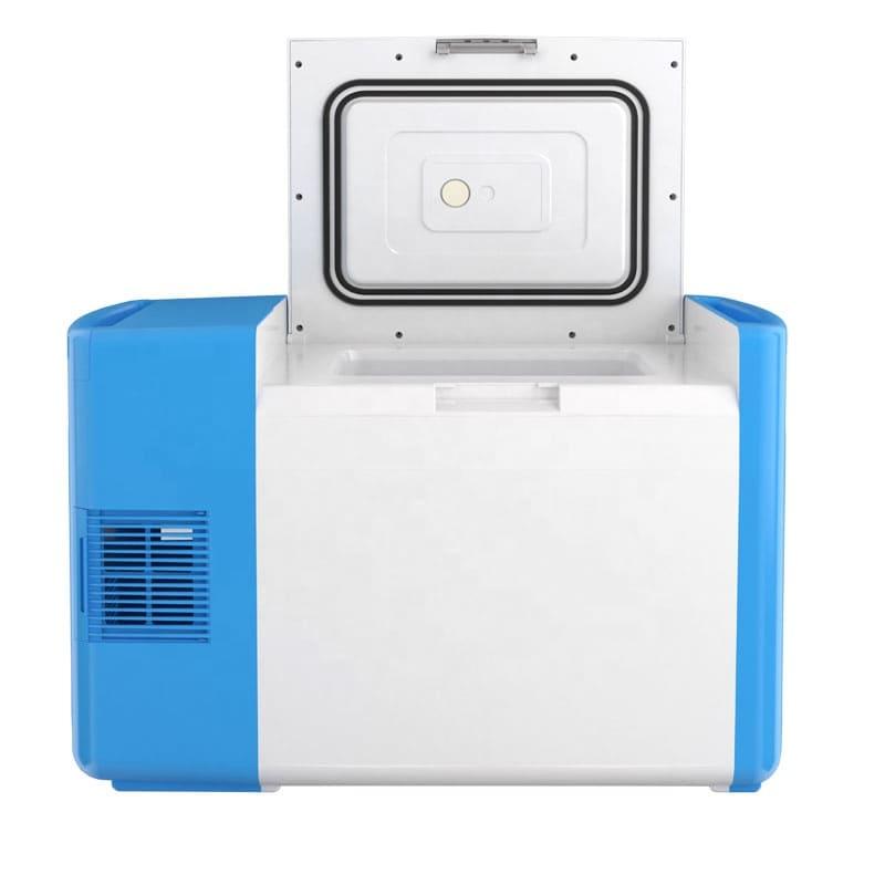 Mobile Vaccine Refrigerator 25 Litre: Open Door