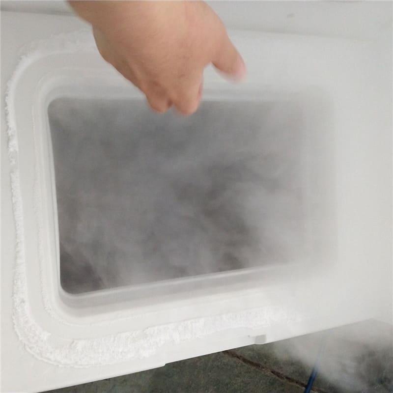 Mobile Vaccine Refrigerator 25 Litre: Cooling