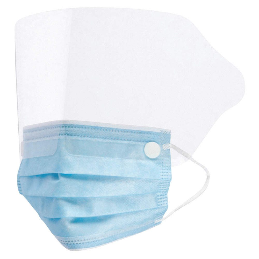 Surgical Supplies Hb32829865f5d4007888a583556fbb254r.jpg Face Mask with Face Shield Anti-Fog