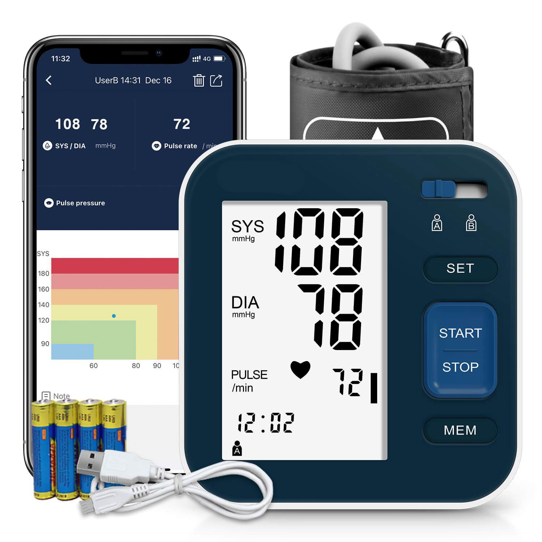 Surgical Supplies BlueBP_2048x2048 Smart Digital BP Monitor