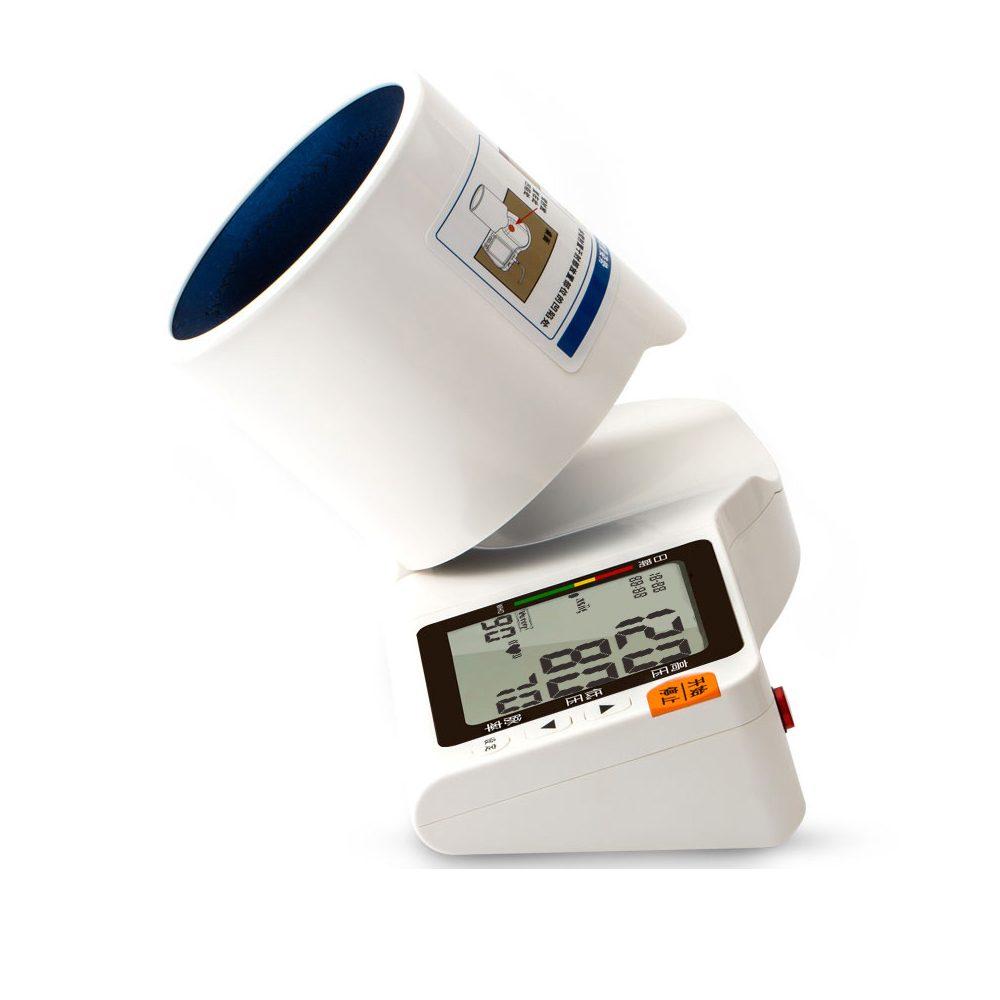 Surgical Supplies Hefc31559419044c9a9a169571ae9bded8 Arm through Cuff BP Monitor