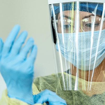 PPE, Gloves & Face Masks